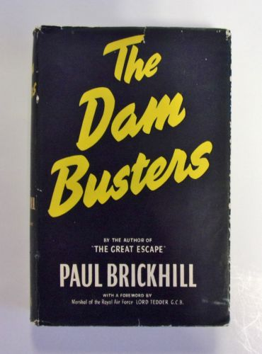 CHEAP BOOKS  ZB2019 THE DAM BUSTERS - PAUL BRICKHILL