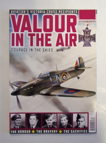 CHEAP BOOKS  ZB1999 AVIATIONS VICTORIA CROSS RECIPIENTS VALOUR IN THE AIR COURAGE IN THE SKIES