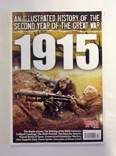 CHEAP BOOKS  ZB1998 AN ILLUSTRATED HISTORY OF THE SECOND YEAR OF THE GREAT WAR 1915