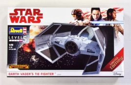 REVELL 1/72 06881 STAR WARS DARTH VADERS TIE FIGHTER