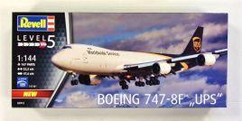 REVELL 1/144 03912 BOEING 747-8F UPS
