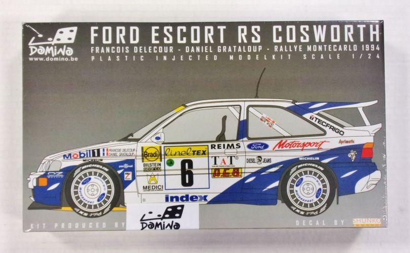 BELKITS 1/24 24144 FORD ESCORT RS COSWORTH WRC