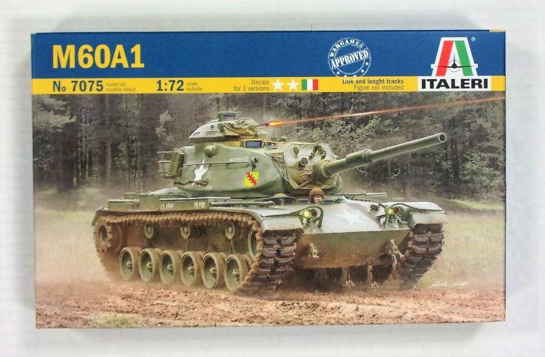 ITALERI 1/72 7075 M60A1