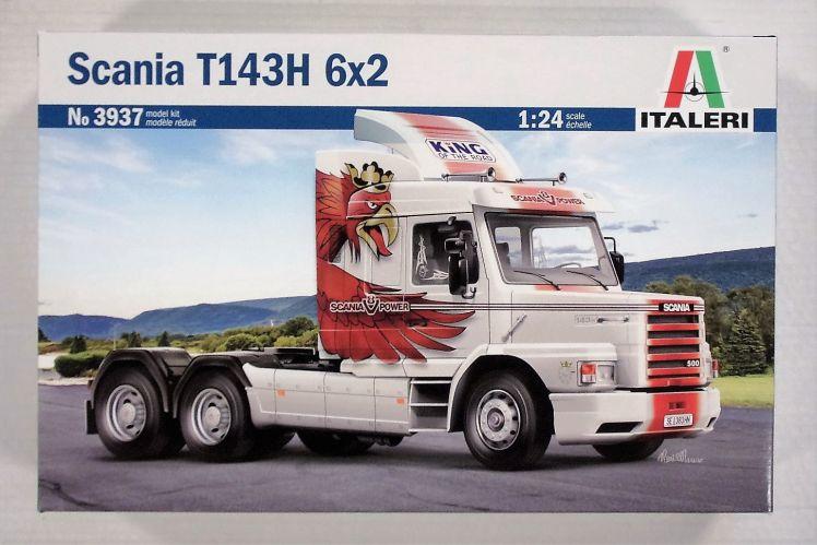 ITALERI 1/24 3937 SCANIA T143H 6x2