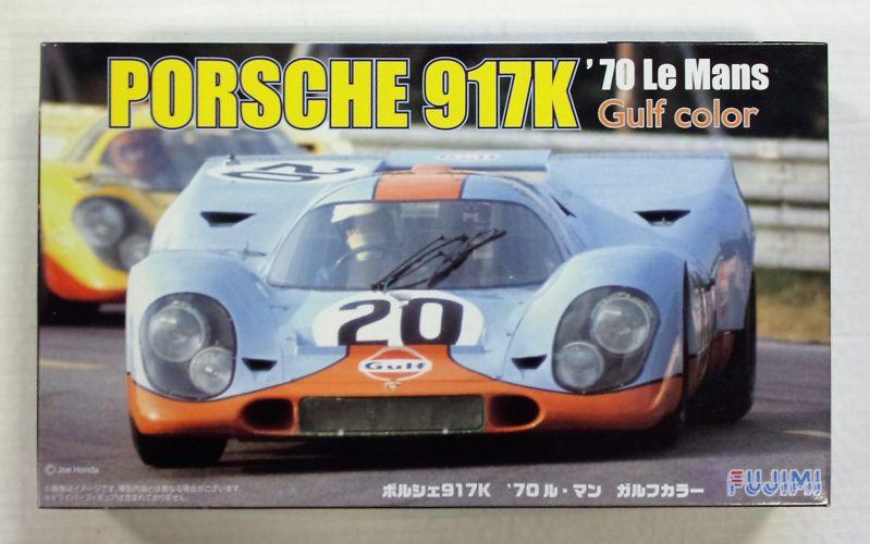 FUJIMI 1/24 RS-4 PORSCHE 917K 70 LE MANS GULF COLOR
