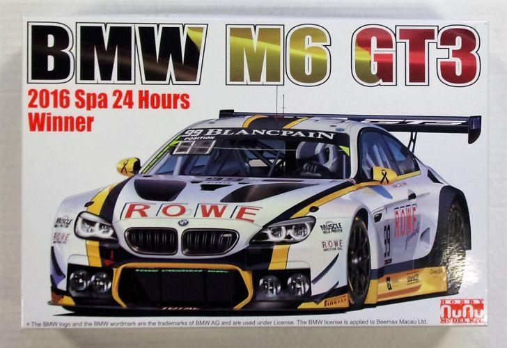PLATZ 1/24 24001 BMW M6 GT3 2016 SPA 24 HOURS WINNER