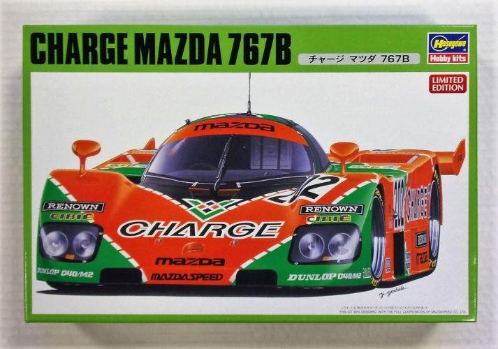 HASEGAWA 1/24 20312 CHARGE MAZDA 767B