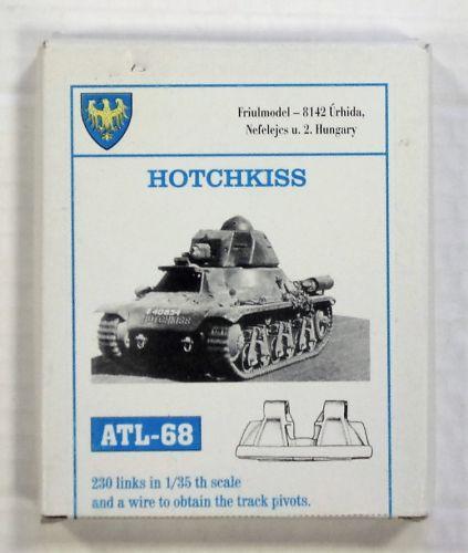 FRIULMODEL 1/35 ATL-68 HOTCHKISS TRACK SET