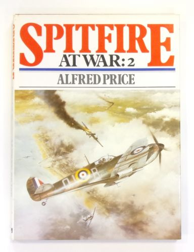 CHEAP BOOKS  ZB2561 SPITFIRE AT WAR 2 - ALFRED PRICE
