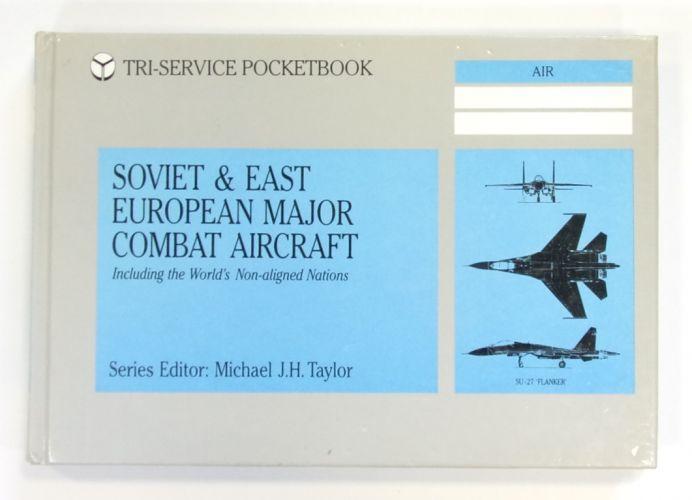 CHEAP BOOKS  ZB2650 SOVIET   EAST EUROPEAN MAJOR COMBAT AIRCRAFT