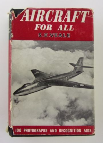 CHEAP BOOKS  ZB2791 AIRCRAFT FOR ALL - S.E.VEALE
