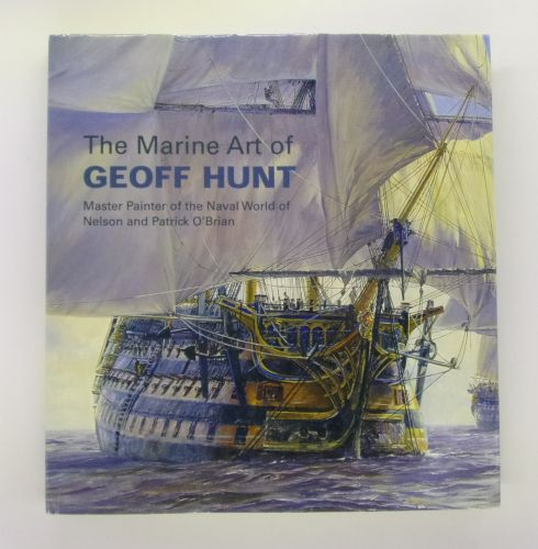 CHEAP BOOKS  ZB3068 THE MARINE ART OF GEOFF HUNT