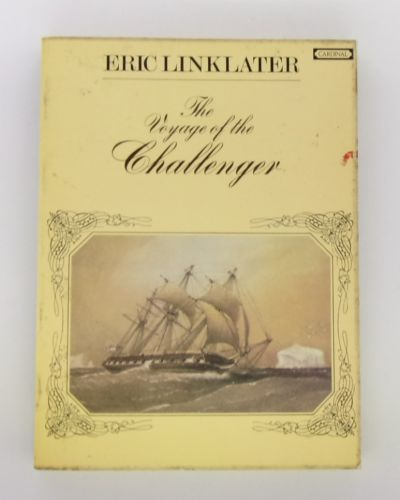 CHEAP BOOKS  ZB3077 THE VOYAGE OF THE CHALLENGER ERIC LINKLATER