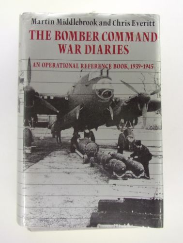 CHEAP BOOKS  ZB3073 THE BOMBER COMMAND WAR DIARIES - MARTIN MIDDLEBROOK