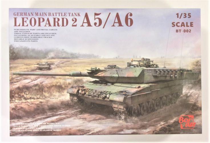 1/35 BORDER MODELS BT-002 LEOPARD 2 A5/A6