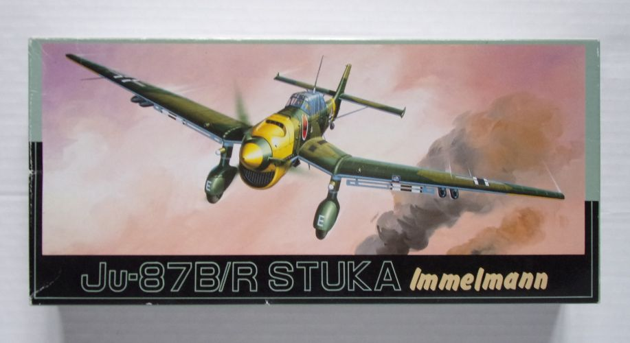 FUJIMI 1/72 F-13 JUNKERS Ju 87 B/R IMMELMANN