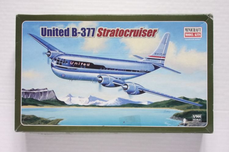 MINICRAFT 1/144 14501 UNITED B-377 STRATOCRUISER