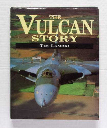 CHEAP BOOKS  ZB3257 THE VULCAN STORY - TIM LAMING