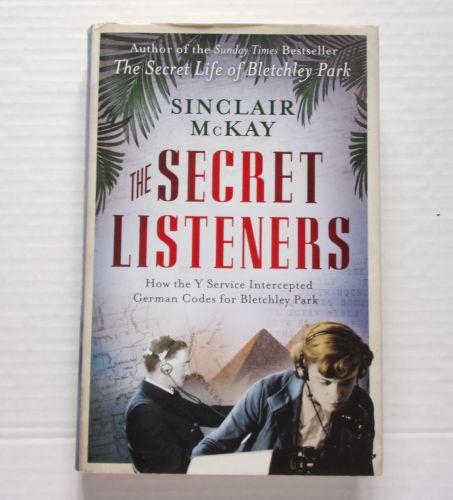 CHEAP BOOKS  ZB3325 THE SECRET LISTENERS
