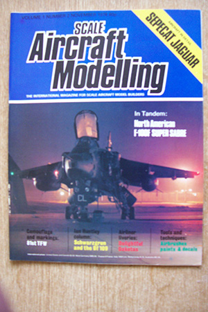 SCALE AIRCRAFT MODELLING  SAM VOLUME 01 ISSUE 02