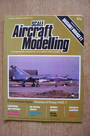 SCALE AIRCRAFT MODELLING  SAM VOLUME 01 ISSUE 04