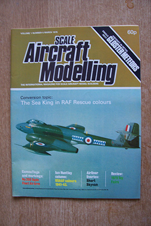 SCALE AIRCRAFT MODELLING  SAM VOLUME 01 ISSUE 06