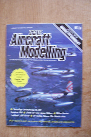 SCALE AIRCRAFT MODELLING  SAM VOLUME 03 ISSUE 09