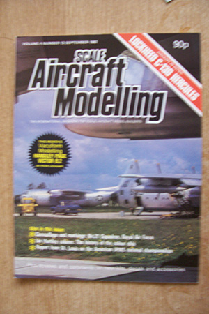 SCALE AIRCRAFT MODELLING  SAM VOLUME 04 ISSUE 12