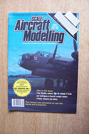SCALE AIRCRAFT MODELLING  SAM VOLUME 06 ISSUE 02