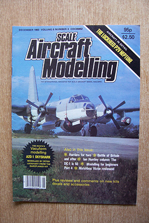 SCALE AIRCRAFT MODELLING  SAM VOLUME 06 ISSUE 03