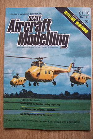 SCALE AIRCRAFT MODELLING  SAM VOLUME 10 ISSUE 01