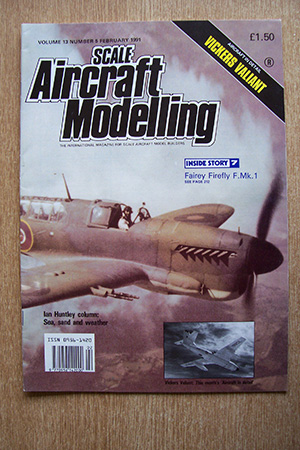 SCALE AIRCRAFT MODELLING  SAM VOLUME 13 ISSUE 05