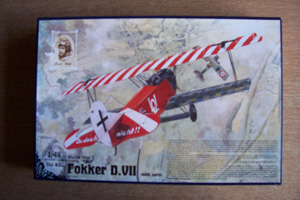 RODEN 1/48 420 FOKKER D.VIIF OAW EARLY