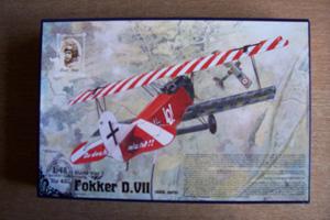 RODEN 1/48 420 FOKKER D.VIIF OAW EARLY