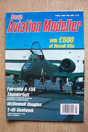 SCALE AVIATION MODELLER  SAMI VOLUME 01 ISSUE 05