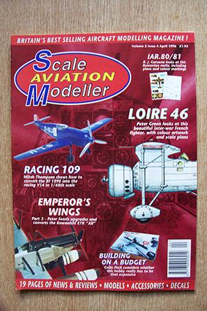 SCALE AVIATION MODELLER  SAMI VOLUME 02 ISSUE 04