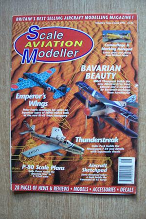 SCALE AVIATION MODELLER  SAMI VOLUME 02 ISSUE 06