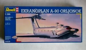 REVELL 1/144 04609 EKRANOPLAN A-90 ORLJONOK
