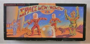 GLENCOE 1/20 05907 SPACEMEN   SPACEWOMEN