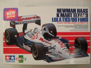TAMIYA 1/20 20040 NEWMAN HAAS K MART TEXACO LOLA T93/00 FORD