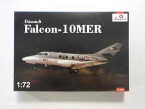 A MODEL 1/72 72340 FALCON 10MER