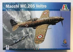 ITALERI 1/48 2765 MACCHI MC.205 VELTRO