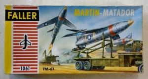 FALLER 1/100 1061 TM-61 MARTIN MATADOR