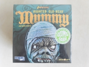 MPC  724 HAUNTED GLO-HEAD MUMMY
