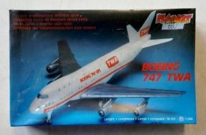 PLAYKIT  5010 BOEING 747 TWA 1/288