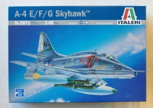 ITALERI 1/48 2671 A-4E/F/G SKYHAWK