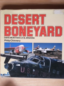 CHEAP BOOKS  ZB282 DESERT BONEYARD