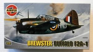AIRFIX 1/72 02050 BREWSTER BUFFALO F2A-1