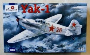 1/72 72080 YAK-1