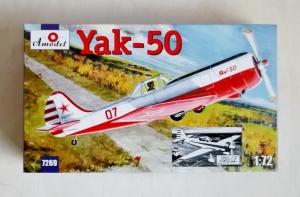 1/72 72069 YAK-50